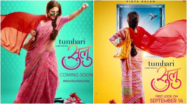 Image result for tumhari sulu poster