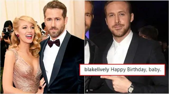 Blake Livelys savage birthday tweet to husband Ryan Reynolds has left TwitterROFL-ing