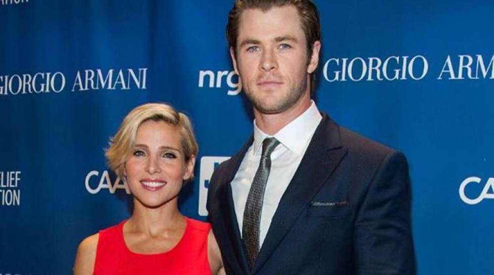 Image result for Thor Ragnarok star Chris Hemsworth feels lucky to have a supporting wife