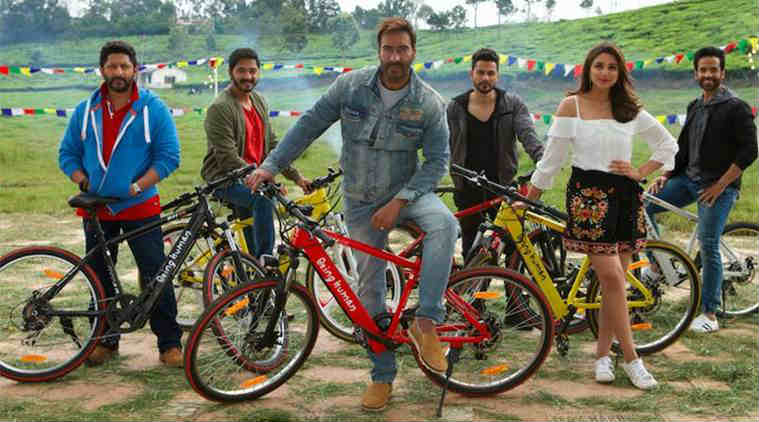 Golmaal Again box office collection day 1: This Rohit Shetty film has a real challenge from Secret Superstar
