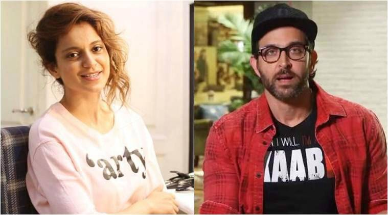 Attention Hrithik Roshan! Kangana Ranaut wants you to answer these questions