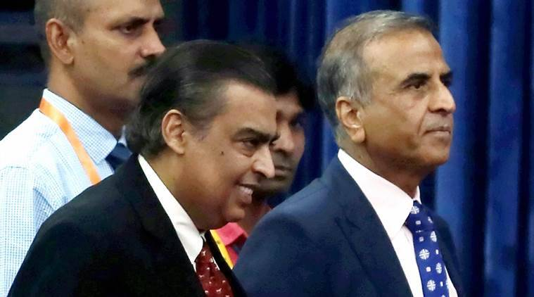 forbes list 2017, forbes richest indians 2017, mukesh ambani, sunil bharti mittal, azim premji, mukesh ambani net worth, reliance industries, indias richest man forbes, indian express