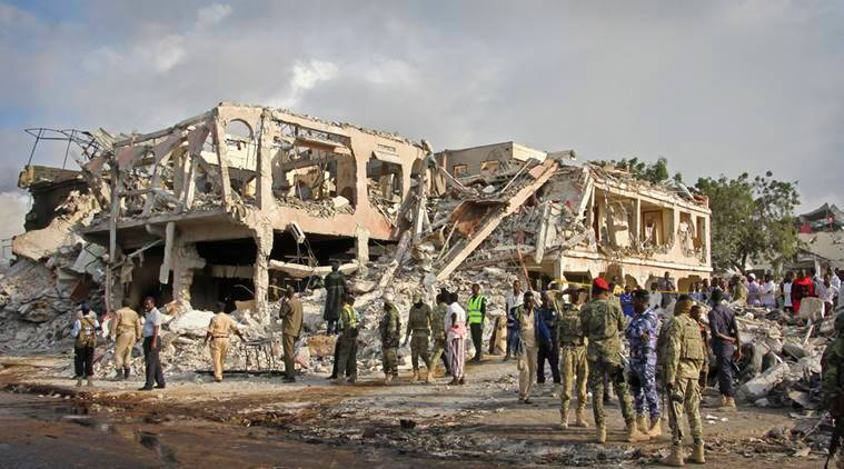 At least 231 killed in deadliest single attack in Somalia's history