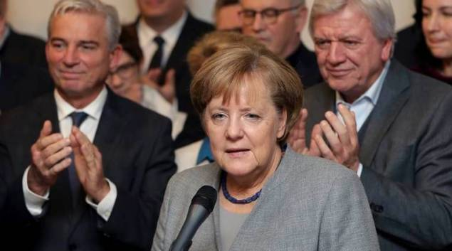 Image result for Chaos in Merkel's coalition after Seehofer dangles resignation