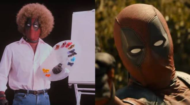 Deadpool 2 teaser: Ryan Reynolds is back but with a Bob Ross impression