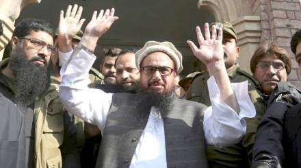 Hafiz Saeed's JuD, FIF no longer in Pakistan banned list