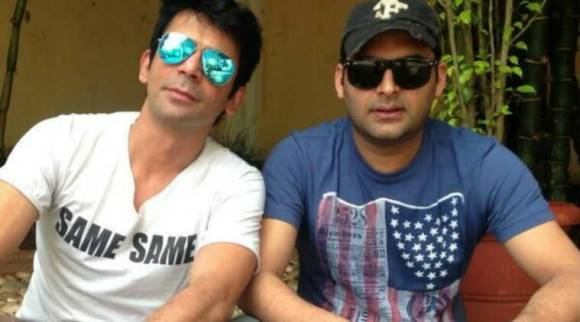 Sunil Grover wishes friend-turned-foe Kapil Sharma on his 37th birthday