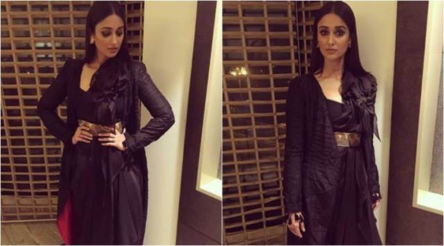 Black is beautiful but Ileana DCruzs outfit is just too boring
