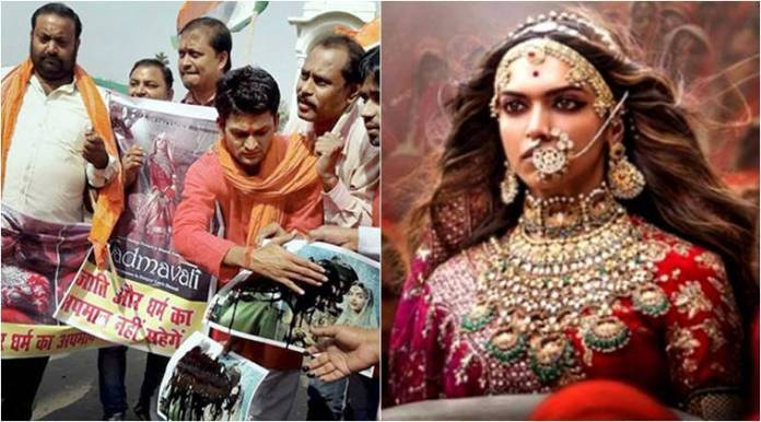 Padmavati is mired in controversies.