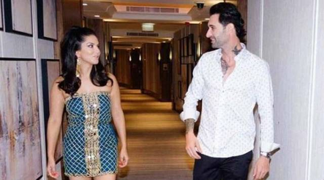 Sunny Leone calls husband Daniel the real pillar of her life