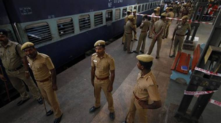 'Dead' mother returns home, says husband pushed her girls off train