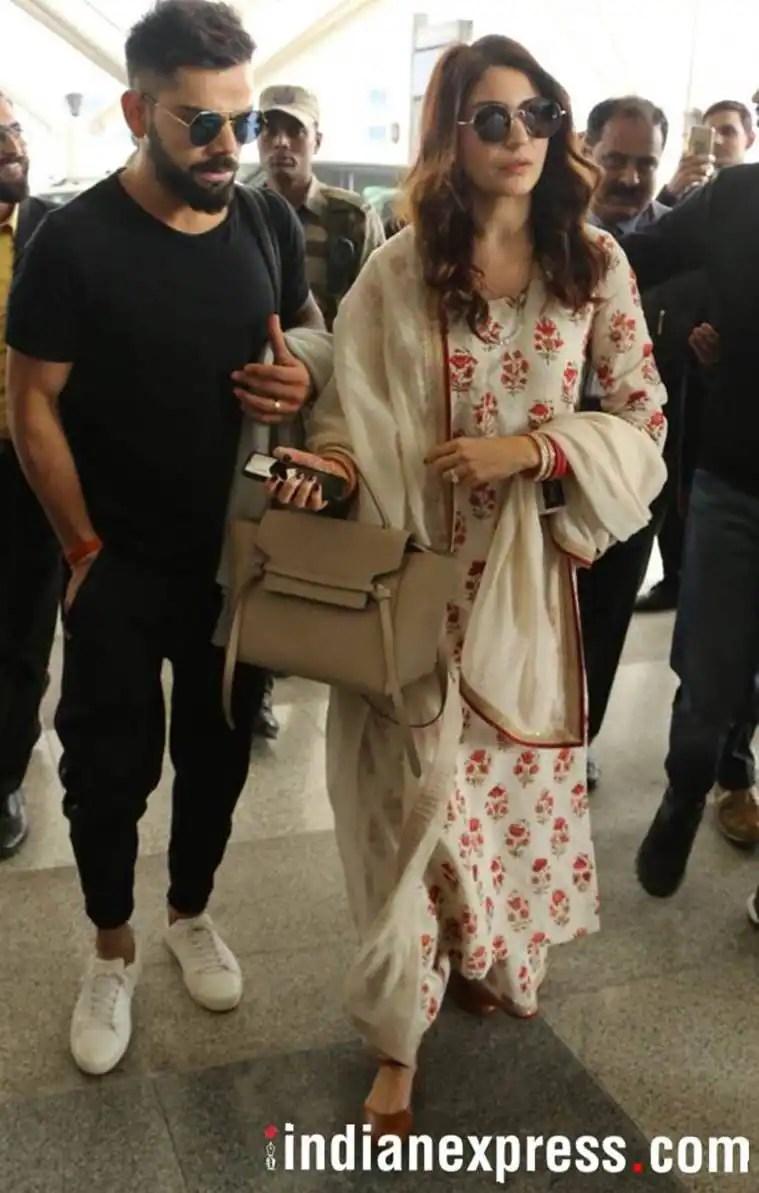 Anushka Sharma, Anushka Sharma Virat Kohli wedding, Anushka Sharma latest photos, Anushka Sharma wedding dress, Anushka Sharma fashion, Anushka Sharma Virat Kohli airport