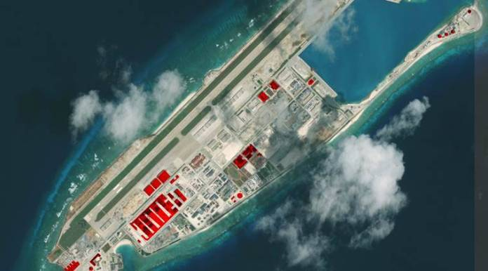 South China Sea, China, China's expansion in South China Sea, China islands, SCS, China on SCS, China news, Indian Express news