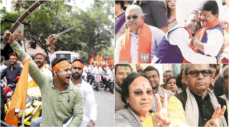 GST, demonetisation, Independence Day: Mamata-Centre spats set tone for panchayat, Lok Sabhaelections