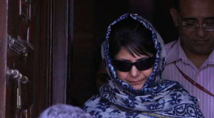 Mehbooba Mufti says no tribal should be harassed