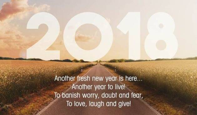 Happy New Year 2018  Greetings  Wishes  Cards  Images  Messages     A new year has arrived and the possibilities are endless  Happy New Year