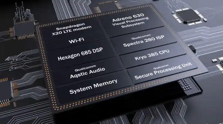 Snapdragon 855, TSMC, Snapdragon 855 2018 release, Snapdragon 855 7nm, Snapdragon, Snapdragon 845, Apple A11 Bionic, chip
