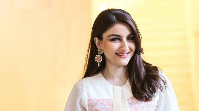 Soha Ali Khan recently launched her book The Perils Of Being Moderately Famous