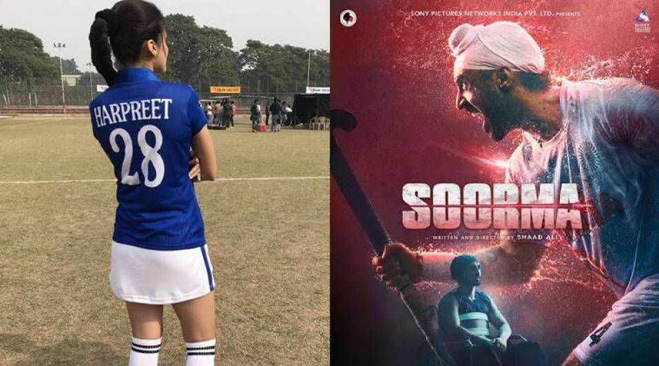 Image result for Soorma actor Taapsee Pannu expresses her love for sports