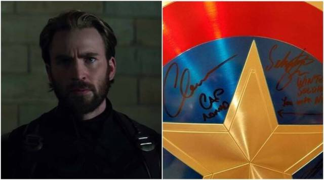 Chris Evans to drop his Captain America identity in Avengers Infinity War?
