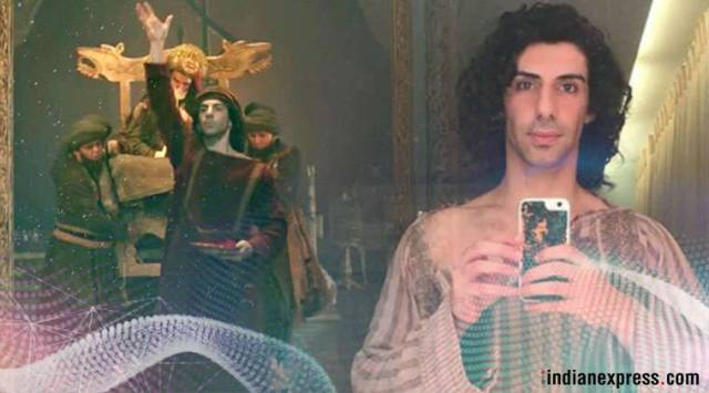 Jim Sarbh on playing Malik Kafur in Padmaavat: I tried to reveal his complicated feelings and ambitions
