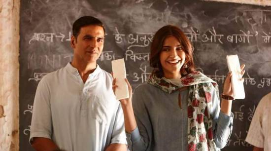 PADMAN review
