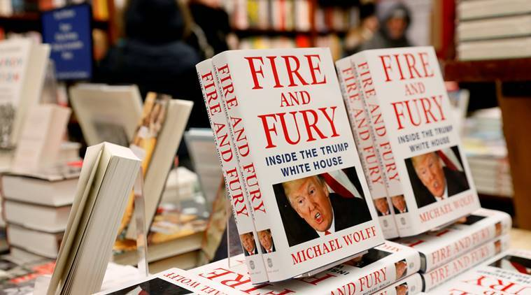 Image result for Fire and Fury book