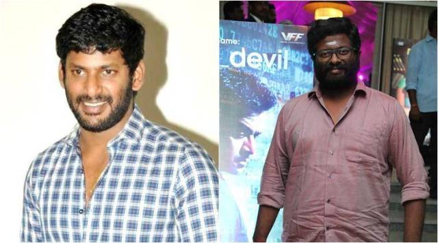 I am proud that I have introduced a good director to the industry: Vishal on Irumbu Thirai director Mithran