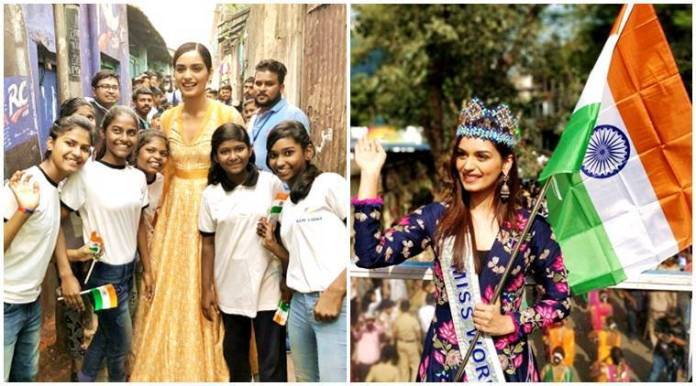 manushi chhillar, manushi chhillar beauty with a purpose, manushi chhillar periods, manushi chhillar menstruation, miss world 2017, miss world manushi chhillar, manushi chhillar pics, indian express, indian express news