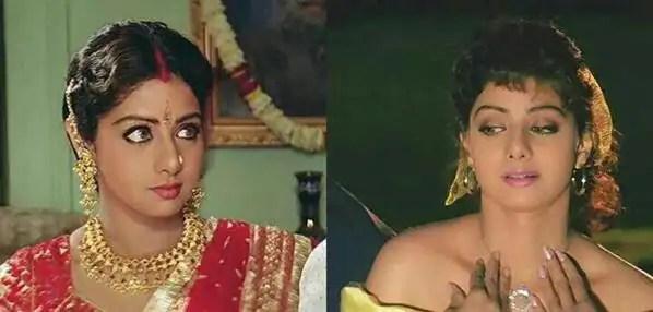 Pallavi and Pooja in Lamhe