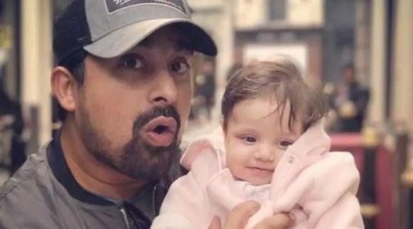 Rannvijay Singha: My daughter brings out the best inme