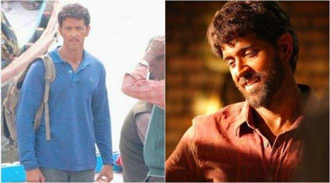 Hrithik ROshan as anand kuamr in super 30