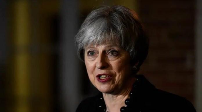 Brexit Theresa May Britain