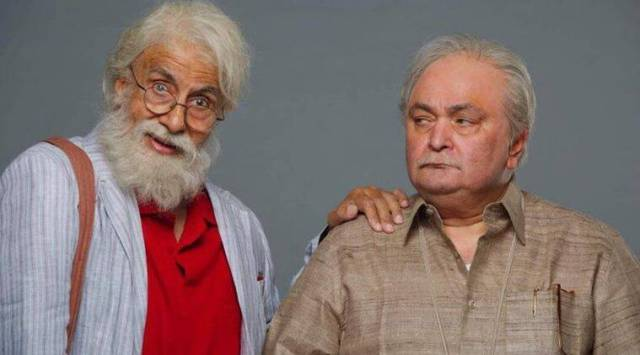 Amitabh Bachchan on reuniting with Rishi Kapoor for 102 Not Out: It wasglorious