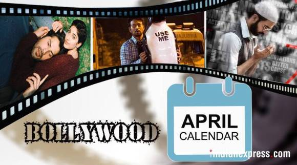 Upcoming Bollywood films in April: October, Blackmail, Omerta andothers