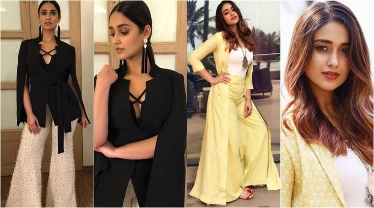 Ileana DCruz shows how flared pants are a fashionable answer to summer heat