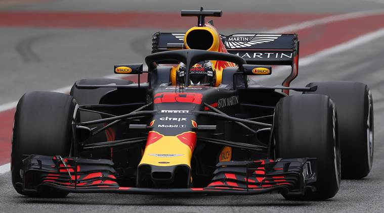 Max Verstappen Sees No Threat From Other Renault Teams The Indian Express