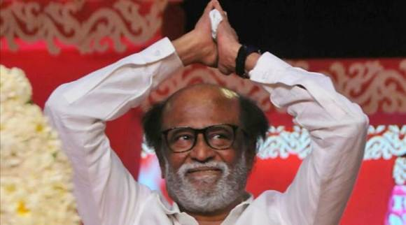 Government not responding to protests over Sterlite Copper plant:Rajinikanth