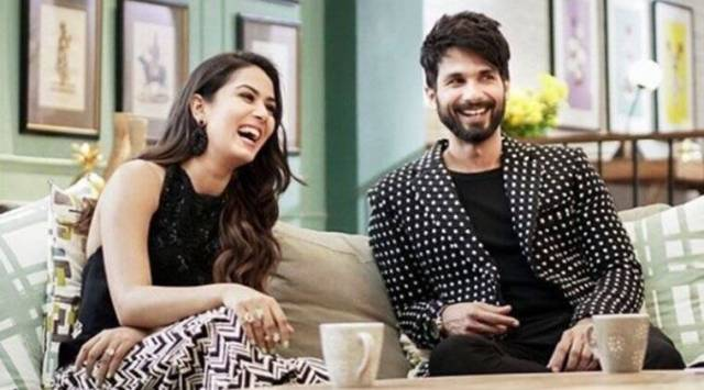 Shahid Kapoor and Mira Rajput get candid about their personal life on Neha Dhupias Vogue BFFs