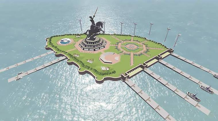 Shivaji memorial: Revised design doesn't have technical panel nod, NOC from fire brigade