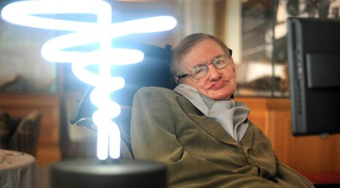 Stephen Hawking passed away at the age of 76.