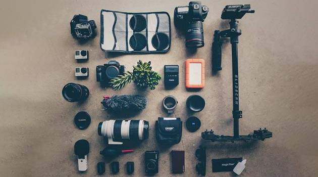 Five must have DSLR accessories for better photography   The Indian     DSLR accessories