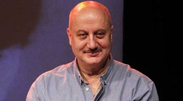 Anupam Kher: Ive to do good work in India but outside, I want to dobetter