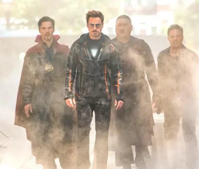 Avengers Infinity War Hindi