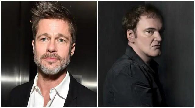 Brad Pitt to star in Quentin Tarantinos Manson movie