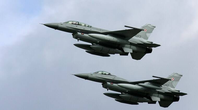 Govt to acquire F-16 jets worth billion; seeks 85% production under 'Make in India'