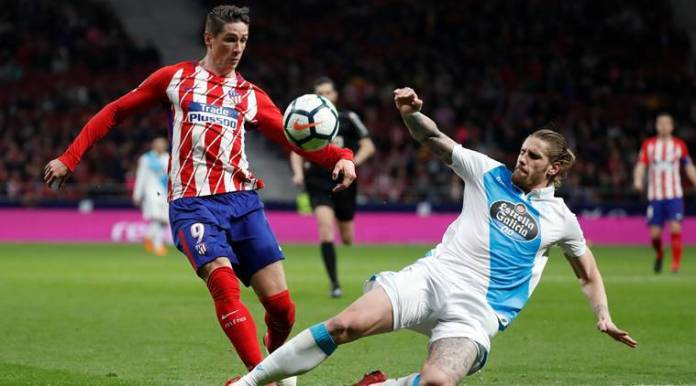 Fernando Torres, Fernando Torres Atletico Madrid, Atletico Madrid Fernando Torres, Fernando Torres news, sports news, football, Indian Express