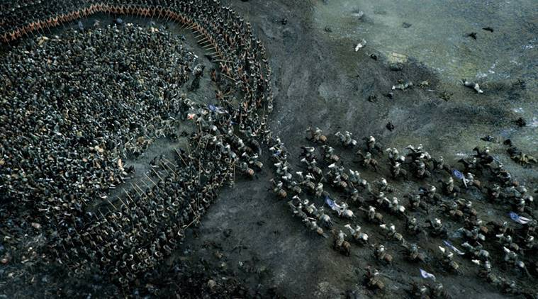 Game of Thrones just shot its biggest battle sequenceyet