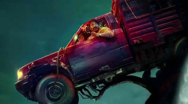 Neerali motion poster: Mohanlal promises a high-octane actionflick