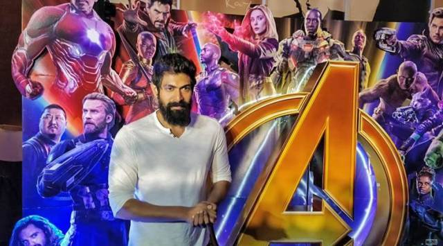 Rana Daggubati: Avengers Infinity Wars story is told from the point of view of Thanos